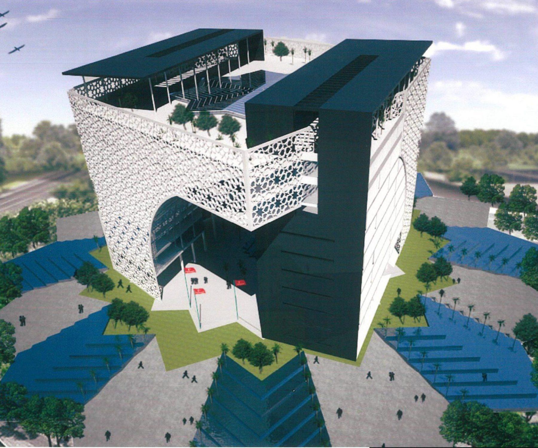 GOVERNOR'S OFFICE - KOTA INDRAPURI